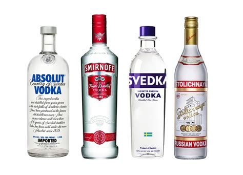 Top Shelf Vodka Prices by Vodka Vs Consumers Top Selling Vodkas Stack Up On