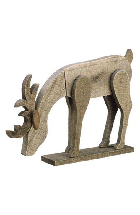 pattern for wood reindeer allstate wood reindeer figurine figurine reindeer and woods