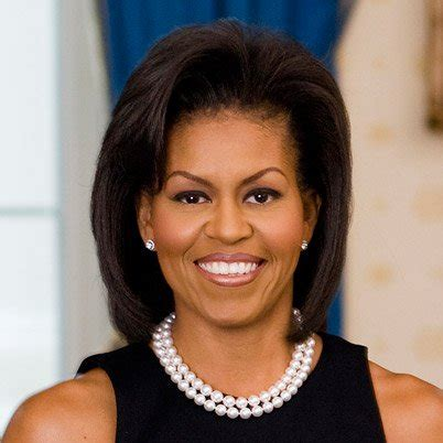 recent photo michele obama with no wig michelle obama my hero