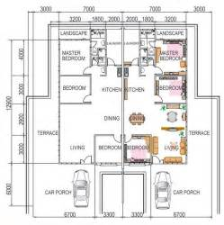 single storey semi detached house floor plan 25 best ideas about single storey house plans on