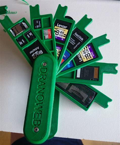 Style Pocket Card Holder Tempat Penyimpanan Kartu tempat simpan memory card seperti pisau swiss army teknologi www inilah