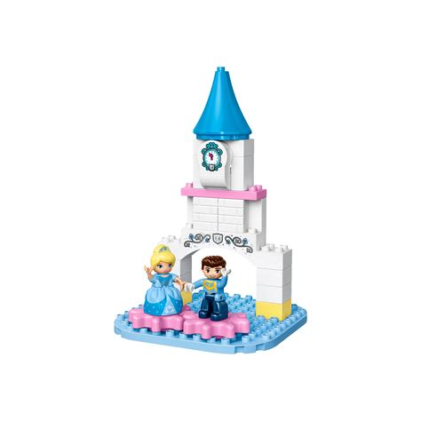 Lego 10855 Duplo Cinderella S Magical Castle Istana Mainan Disney lego 10855 duplo cinderella s magical castle at hobby warehouse