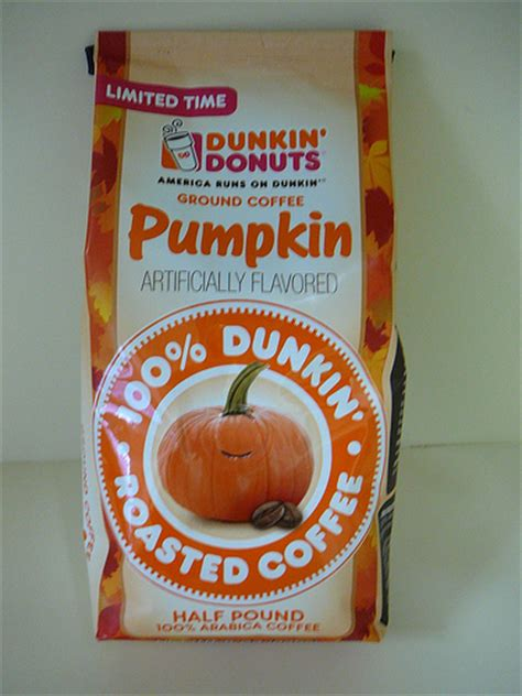 Dunkin Donuts Pumpkin Coffee by Dunkin Donuts Pumpkin Coffee Flickr Photo