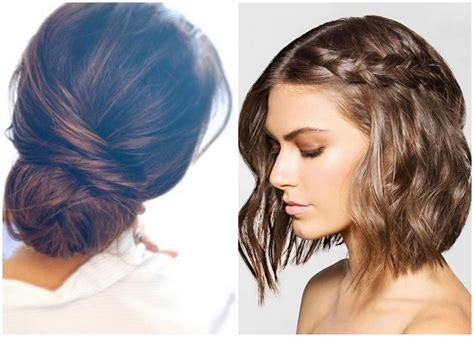 Einfache Frisuren by 22 Einfache Frisuren Selber Machen Bob Frisuren