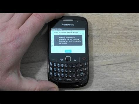 reset ulang blackberry 9360 blackberry curve 8520 video clips