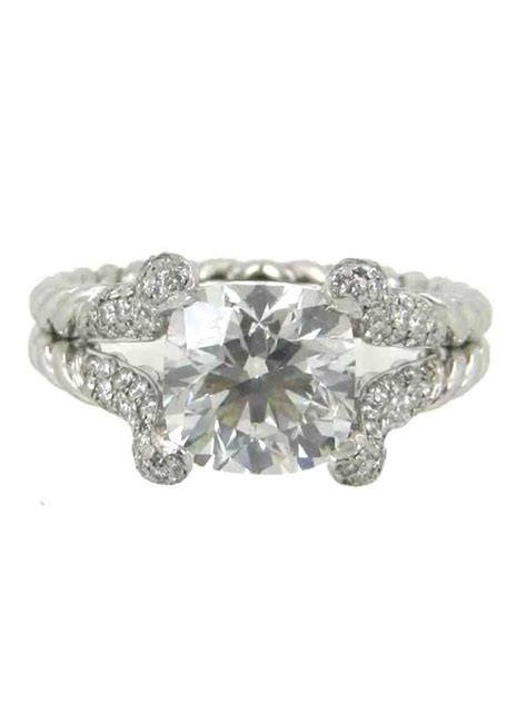 david yurman engagement ring wedding and bridal