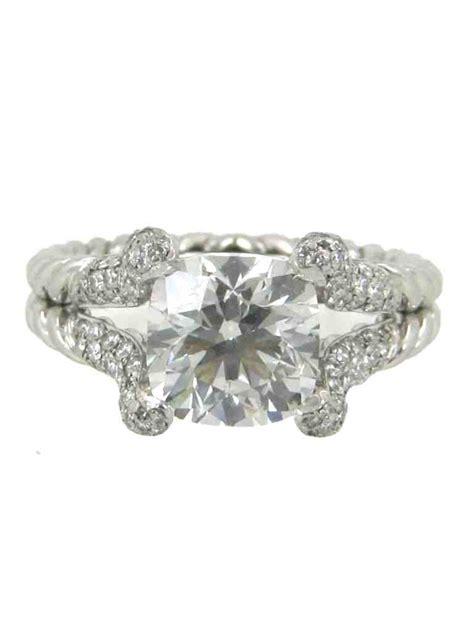 David Yurman Madison Engagement Ring   Wedding and Bridal