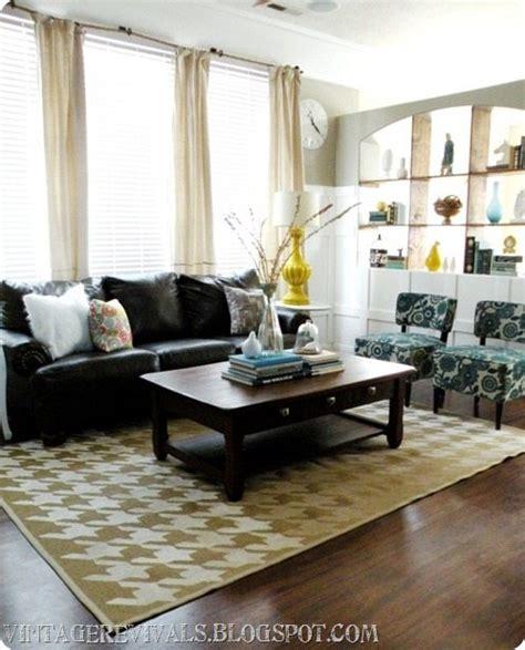 living room redo vintage revivals hailee s living room makeover reveal