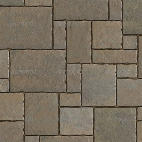 tileable paving stones by italinofx 3docean