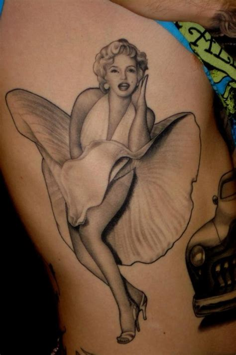 marilyn monroe tattoo design marilyn tattoos the 15 greatest marilyn