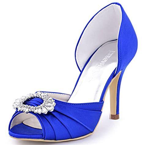 Brautschuhe Blau Satin by Brautschuhe In Blau F 252 R Frauen Damenmode In Blau Bei Fashn De