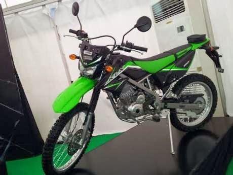 Jok Klx 150 S Dan L deru mesin klx 150 l kuda terbang hijau baru kawasaki