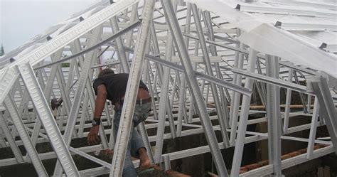 Per Meter Atap Baja Ringan Harga Jasa Pemasangan Borongan Atap Baja Ringan Banten