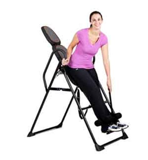 inversion table for slipped disc best exercise for bad back