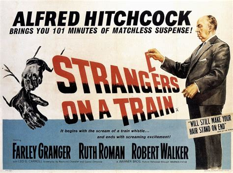 strangers on a train happyotter strangers on a train 1951