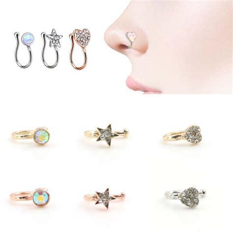 unique nose rings reviews shopping unique nose