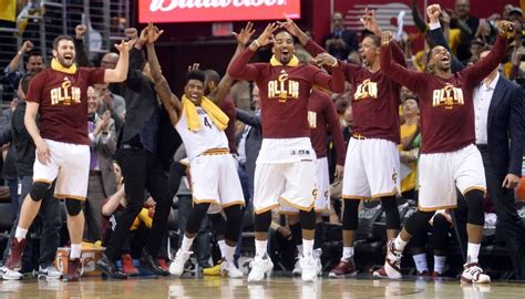 nba bench points cleveland cavaliers is the 3 point shooting sustainable