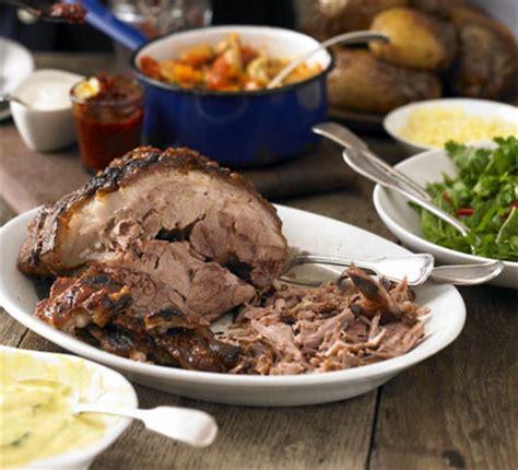 Bbc Food Recipes Slow Roast Shoulder Of Pork With | slow roast shoulder of pork bbc good food