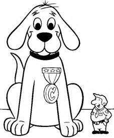 clifford the big coloring pages clifford the big coloring pages