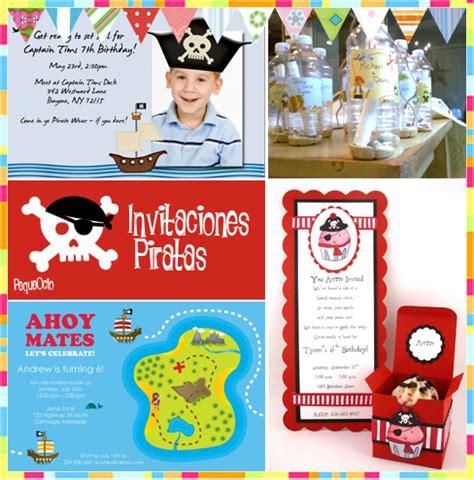 Fiestas Tem Ticas Fiesta Pirata Las Invitaciones Y La | fiestas tem 225 ticas fiesta pirata las invitaciones y la