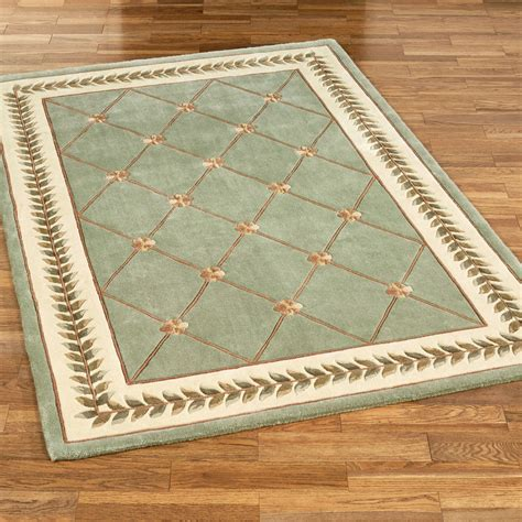 Trellis Area Rug with Floral Trellis Area Rugs