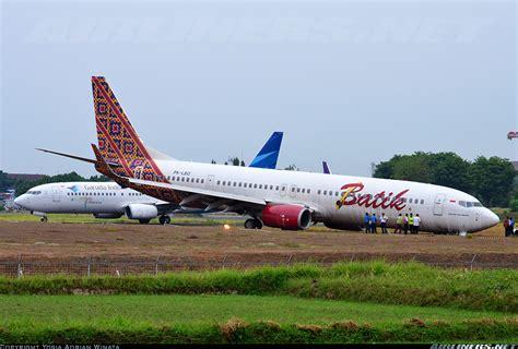 batik air boeing 737 boeing 737 9gp er batik air aviation photo 2728774