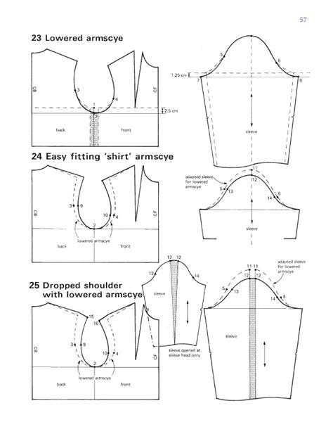 shirt pattern calculator metric pattern cutting womenswear winifred aldrich