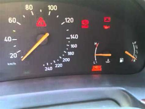 What Does It When Check Engine Light Blinks by Saab 93 Check Engine Light 7 Times
