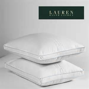 ralph bed pillows ralph lauren lawton extra firm pillow standard bed
