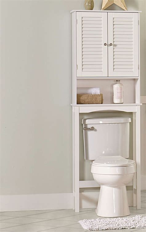 oak bathroom space saver toilet manhattan