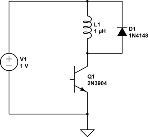 freewheeling diode current voltage regulator does a transistor fet dissipate more power with a freewheel diode