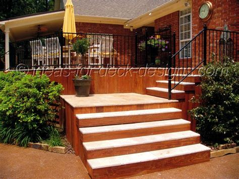 deck ideas on small deck designs decks and