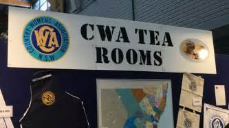 royal tea room ta cwa tea rooms at the sydney royal easter show abc rural abc news australian broadcasting