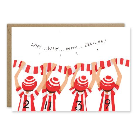 football themed birthday ecards stoke city football fan card greetings from sarah
