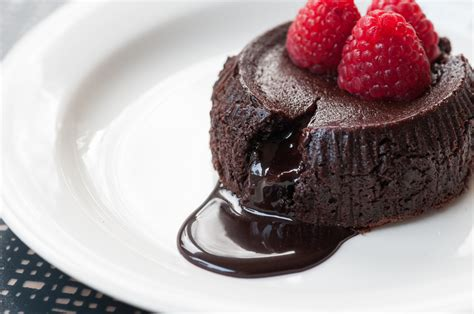 Kitchen Ideas Uk by Chocolate Fondant With Raspberry Surprise The Gluten