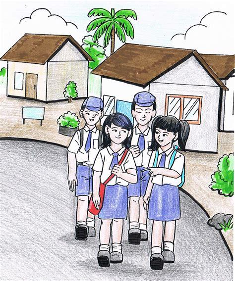 karikaturku indonesia kartun media pembelajaran