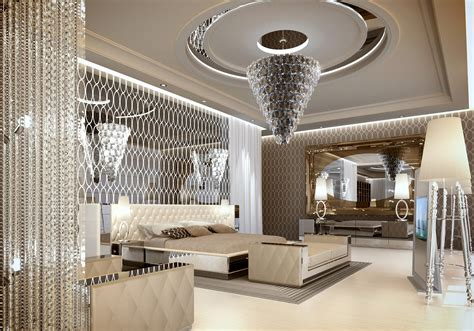 Luxury Modern Bedroom Designs by Ultra High End Hotel Signature Collection Designer