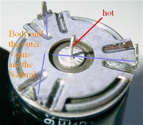 how to connect a 4 pin capacitor electrolytic capacitors