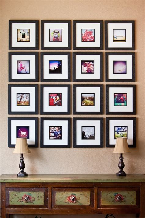 pinterest gallery wall 130 best photo layouts walls images on pinterest home