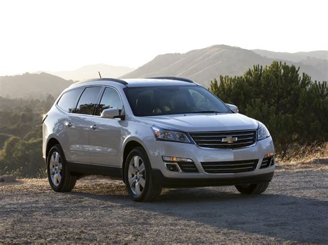 chevrolet traverse ltz chevrolet traverse ltz 2014 car picture 01 of 18