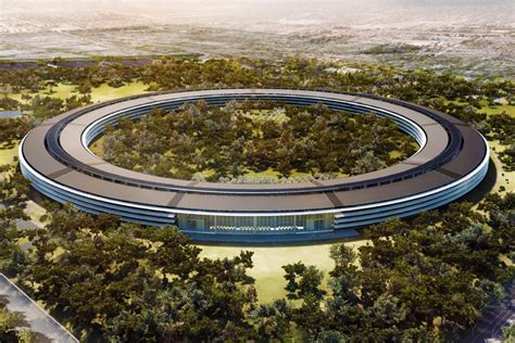 sede principale apple recycle that headquarters the new yorker