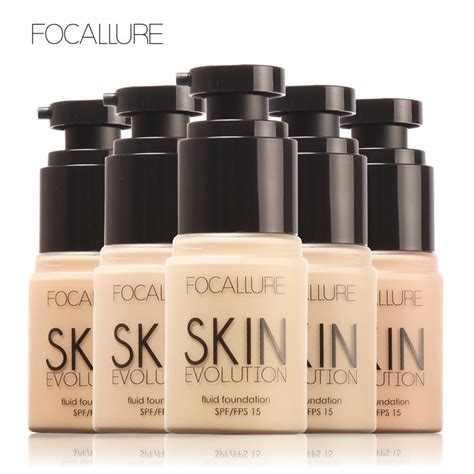 Foundation Focallure focallure brand foundation liquid makeup brightener