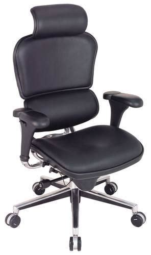 capitol upholstery ergohuman high back chair black leather upholstery with