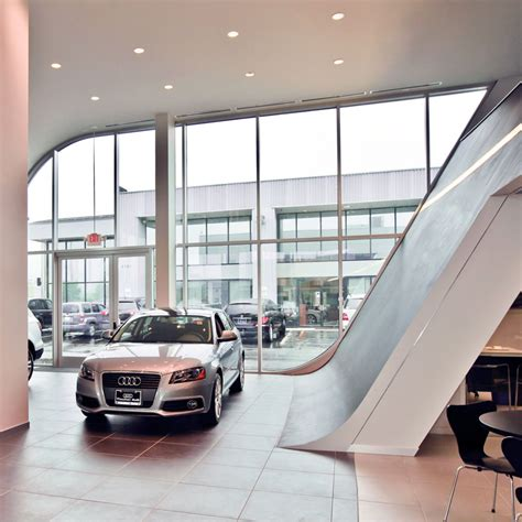 audi dealership interior audi of silver penney design