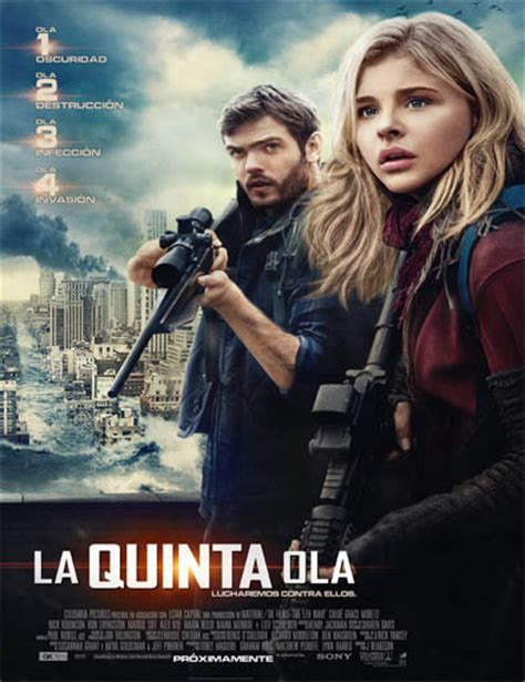 poster de the fifth wave la quinta ola ver the 5th wave la quinta ola 2016