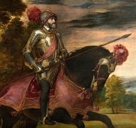 a v a carlo v nella battaglia di m 252 hlberg 1548 the ark of grace