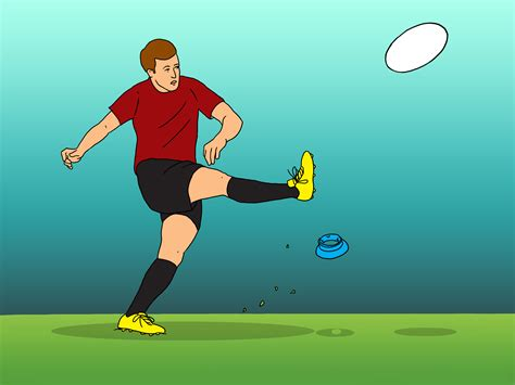Kicking The how to kick for goal rugby 8 steps with pictures