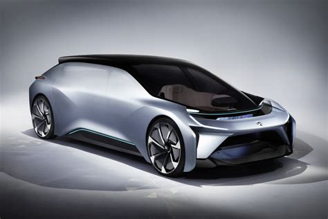 nio electric car startup  sell suv  china