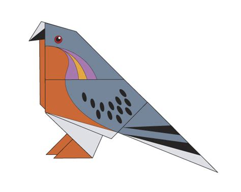Pigeon Origami - event at nu state museum marks centennial of passenger