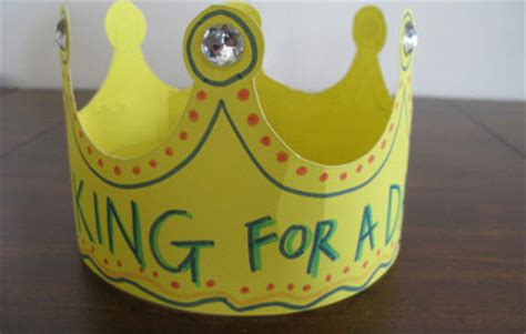 crown crafts for s day king crown craft preschool education for